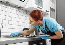 Генеральная уборка кухни за 1190 рублей