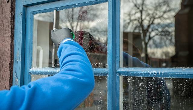 Как правильно мыть окна,