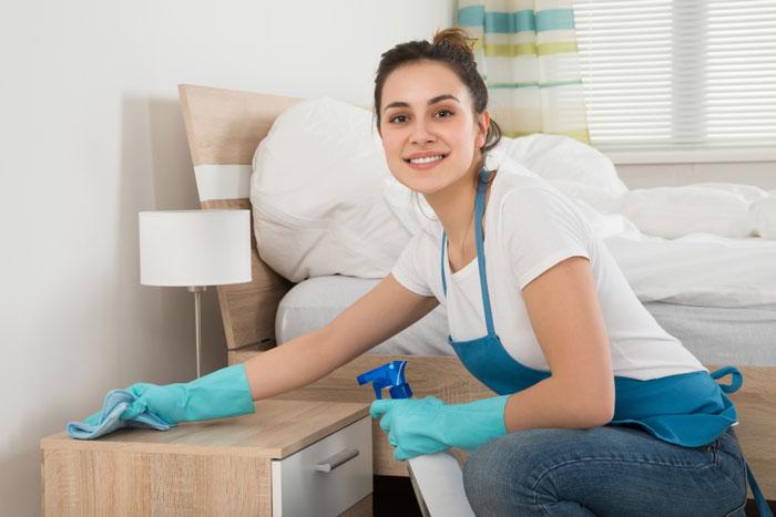 Helpstar рассказывает о том, как правильно делать предновогоднюю уборку